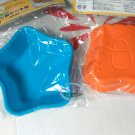 Bear & Star Shaped SILICONE Mold cake muffin mould sweets treats maker ladies kitchen B
