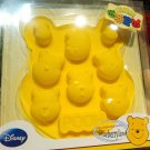 Disney Winnie the Pooh SILICONE MOLD Ice chocolate Jello Food Mould party tools