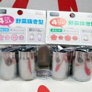 8pcs Stainless Steel Food Veggie Mold cutters Vegetable Mould cookie home cooking kitchenware