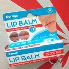 Dermal Therapy Lip Balm Ultra-moisturising 10g for severely dry & chapped lips ladies men