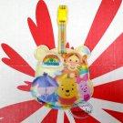 DISNEY Winnie the Pooh & Friends Luggage Name Tag holder Travel school bag kids ladies