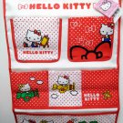Sanrio Hello Kitty Wall Hanging Organizer for Door Wall