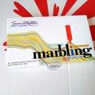 Boku-Undo Marbling Paper Origami Suminagashi Dye Ink 6 Colors Set art hobby back to school