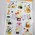 2 Pcs Sanrio HELLO KITTY Halloween Tattoo Sticker Sheet girl ladies women