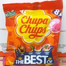 Chupa Chups Lollipops Candy The Best of Cola Creamy Fruit Party kids sweets candies R1