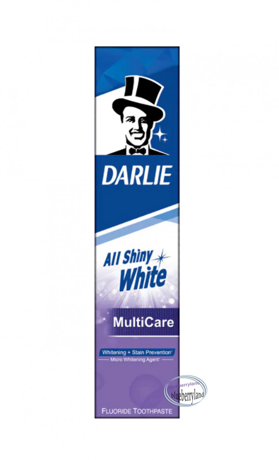 Darlie All Shiny White Multicare 140g Toothpaste Tooth Whitening Oral Care