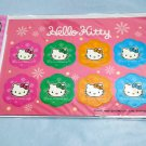 Sanrio Hello Kitty Magnet Sheet Flower kitchen fridge