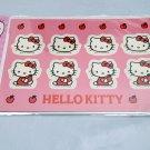 Sanrio Hello Kitty Magnet Sheet Apple kitchen fridge