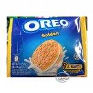 Oreo Golden Oreo Vanilla cream flavor Sandwich cookie Biscuit packs