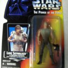 Star Wars red card Luke Dagobah long saber