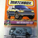 Matchbox 2000 1967 VW Delivery Van