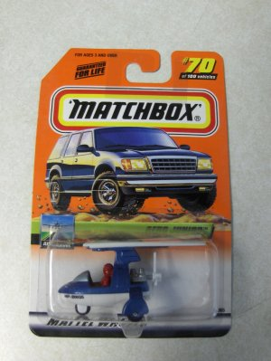 Matchbox 2000 Aero Junior