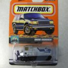 Matchbox 2000 Snow Groomer