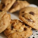 1 Dozen (12) Premium Homemade Chocolate Chip Cookies *WITH WALNUTS*