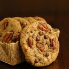 1/2 Dozen (6) Premium Homemade Chocolate Chip Cookies *PECANS*