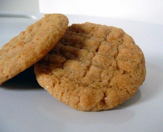 1 Dozen (12) Premium Homemade Peanut Butter Cookies