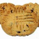 1 1/2 Dozen (18) Premium Homemade Peanut Butter Cookies *WITH CHOCOLATE CHIPS*