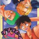One Piece Gag Doujinshi