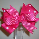 Tickled Pink Boutique Bow
