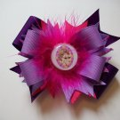 Fancy Nancy Bottle Cap Bow
