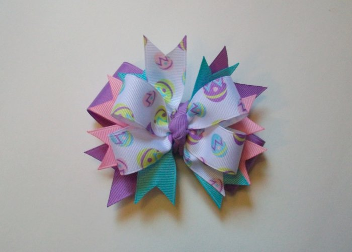 Easter Egg Large Boutique Bow