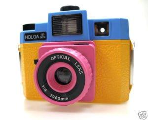 Sales - HOLGA 120 GCFN - Candy B Colour ** FREE Shipping