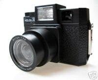 Holga FEL-135 Camera Fisheye Fish Eye Lens **Free Shipping