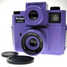 Sales - HOLGA 120GTLR Twin-Lens Reflex Camera - Purple Colour ** Free Shipping