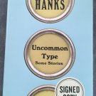 Tom Hanks Signed Book Uncommon Type