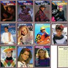 Brother Fashion Machine Knitting Pattern vols 1-13 Books