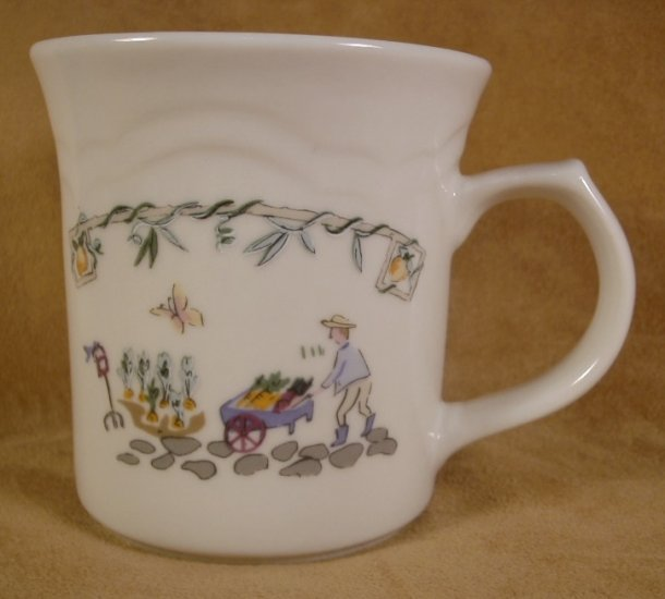 PFALTZGRAFF APPLE VALLEY FARM LARGE MUG