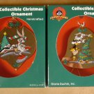 COLLECTIBLE LOONEY TUNES ORNAMENTS GLORIA DUCHIN 1997 *SHIPS FREE*