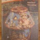 KIRKLANDS POTTERS GARDEN REINDEER TEA LAMP *NEW*