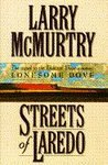 STREETS OF LAREDO BY LARRY MCMURTRY (1993, HARDCOVER) *SHIPS FREE*
