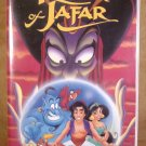 WALT DISNEY THE RETURN OF JAFAR VHS VIDEO *EUC*