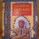 TREASURE CHESTS ™ THE AMERICAN INDIANS BOOK + CRAFTS