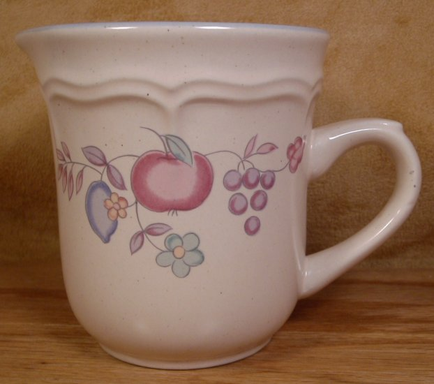 INTERNATIONAL CHINA WELCOME HOME CREAM OR SYRUP PITCHER
