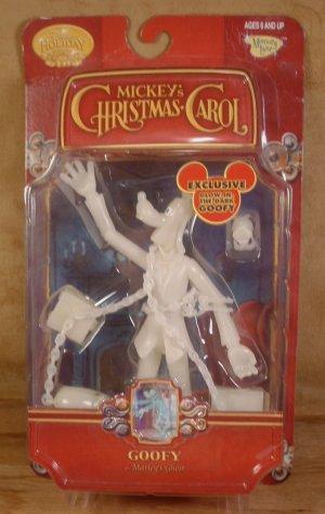 MICKEY'S CHRISTMAS CAROL GOOFY AS MARLEYS GHOST GLOWS