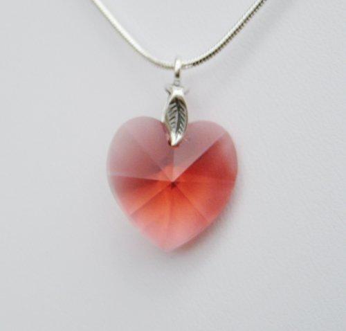 Mango Swarovski Crystal Necklace