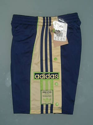 BOYS ADIDAS ORIGINAL POPPER SHORTS SIZE 14