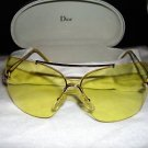 CHRISTIAN DIOR AVIATOR MOTARD SUNGLASSES