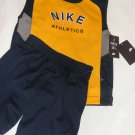 NIKE 2 PIECE SHIRT SHORTS SET BOYS 24 MONTHS