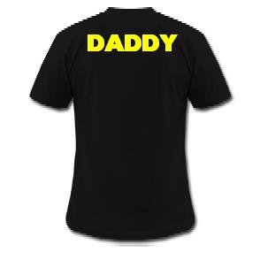 Yellow DADDY