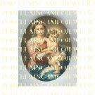 CATHOLIC VIRGIN MARY BABY JESUS MADONNA CHILD* UNSET PORCELAIN CAMEO CAB