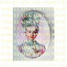 FRENCH QUEEN MARIE ANTOINETTE YOUNG IN PINK  * UNSET PORCELAIN CAMEO CAB