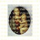 RAPHAEL CATHOLIC VIRGIN MARY BABY JESUS MADONNA CHILD* UNSET PORCELAIN CAMEO CAB