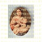 CATHOLIC VIRGIN MARY BABY JESUS MADONNA CHILD UNSET PORCELAIN CAMEO CAB 25-14
