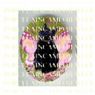 BLACK CAT BUTTERFLY FAIRY CAT ROSE PORCELAIN CAMEO CAB