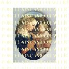 VIRGIN MARY BABY JESUS MADONNA CHILD ANGEL PORCELAIN CAMEO 8-9