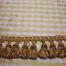 Ribbon Bell Tassel Fringe 142-  21.95-FS